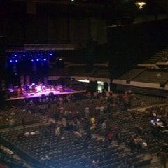 Photo taken at Hampton Coliseum by Robert C. on 4/1/2011