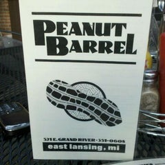 Photo taken at Peanut Barrel by Ryan M. on 8/23/2011