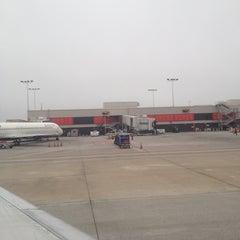 Photo taken at Gate B3 by Desmond W. on 2/27/2012