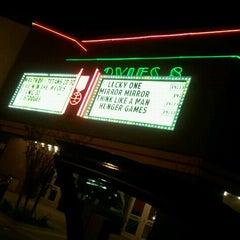 Photo taken at Cinemark Movies 8 by taurus t. on 4/22/2012