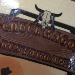 Photo taken at Chuck Wagon Restaurant by Barbara P. on 4/6/2012