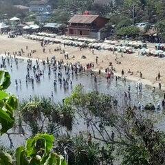 Photo taken at Pantai Indrayanti by linda d. on 9/2/2012