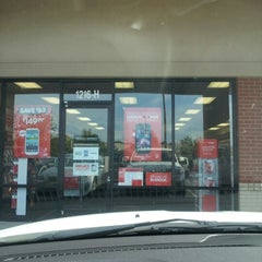 Photo taken at RadioShack by Phyllis BossLadySpeaks A. on 8/8/2012