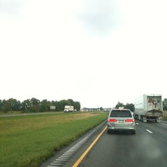 Photo taken at Interstate 81 NORTH by Mary D. on 8/21/2011