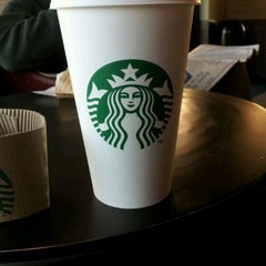 Photo taken at Starbucks by Anne H. on 1/20/2012
