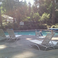 Photo taken at Heritage Hills Private Park and Pool by David C. on 9/4/2011