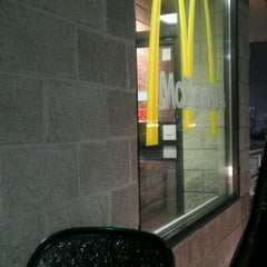 Photo taken at McDonald's by Charisse B. on 12/28/2011