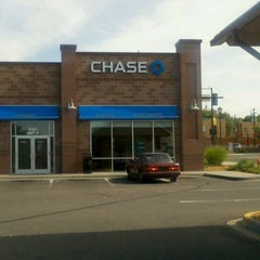 "Photo taken at Chase Bank by Joseph ""Frosty"" G. on 7/15/2012"
