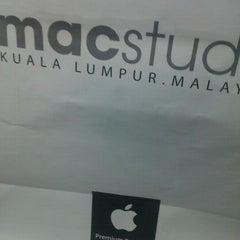 Photo taken at Mac Studio by Nadya. A on 6/5/2012