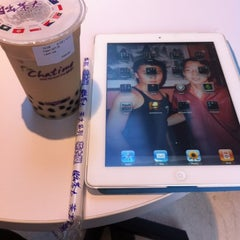 Photo taken at Chatime by Adrian O. on 2/16/2012