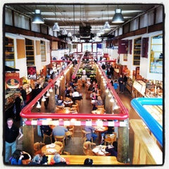 Photo taken at Granville Island Public Market by Eugene T. on 4/21/2012