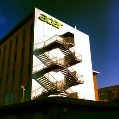 Photo taken at Acer by Vaughn A. on 2/24/2012