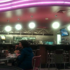 Photo taken at Betty's An American Diner by Brian B. on 3/17/2012