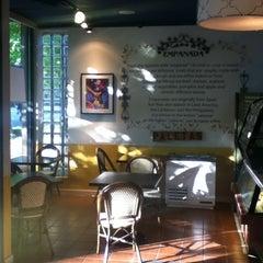 Photo taken at House Of Empanadas by Leonardo S. on 5/7/2012