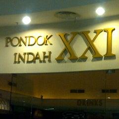 Photo taken at Pondok Indah 2 XXI by Limantoko T. on 7/8/2012