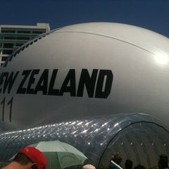 Photo taken at Big Rugby Ball by Robyn W. on 10/21/2011