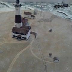 Photo taken at Montauk Point Lighthouse by Neiki U. on 8/18/2012