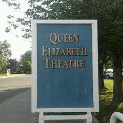 Photo taken at Queen Elizabeth Building & Theatre by Devon Y. on 5/29/2012