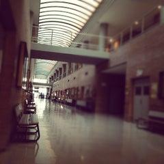 Photo taken at Facultad de Ciencias de la Comunicación by Rafa M. on 1/25/2012