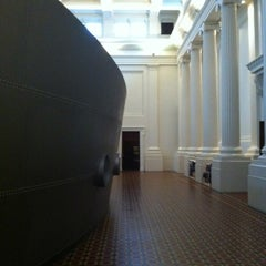 Photo taken at Immigration Museum by Ilias T. on 8/8/2012