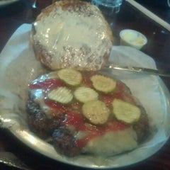 Photo taken at Bub's Burgers & Ice Cream by Royce K. on 7/26/2012