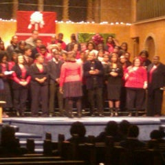 Photo taken at Christ Church by Bond N. on 12/9/2011