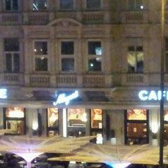 Photo taken at Café Mozart by Ali A. on 10/29/2011