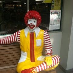 Photo taken at McDonald's by Lorena D. on 4/14/2012