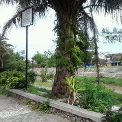 Photo taken at taman sekartaji by Emmylove E. on 12/29/2011