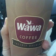 Photo taken at Wawa by Wendollie M. on 1/16/2012