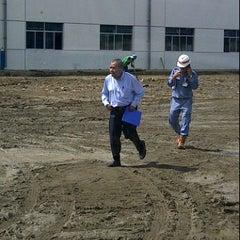 Photo taken at TJE Site Office PLTU 2 Jawa Barat by Donny d. on 2/4/2012