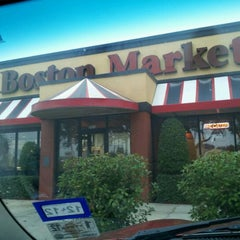 Photo taken at Boston Market by Kevin on 1/24/2012