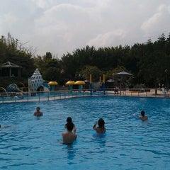 Photo taken at Bishuiwan Hot Spring Holiday Inn Resort by Ilya L. on 2/15/2012
