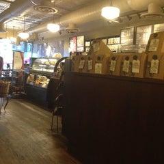 Photo taken at Starbucks by Julia K. on 7/28/2012