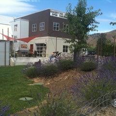 Photo taken at Anjou Bakery by AJ M. on 7/18/2011