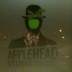 Photo taken at Applehead studio by Terrance B. on 2/29/2012