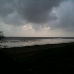 Photo taken at Kelwa Beach by Prem T. on 9/7/2011