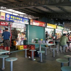 Photo taken at Alexandra Village Food Centre by Steve T. on 7/22/2012