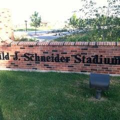 Photo taken at St. Norbert College Donald J. Schneider Stadium by David on 7/23/2012