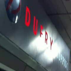 Photo taken at Dufry Shopping by Hervieu Augusto P. on 5/13/2012