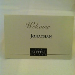 Photo taken at The Capital Grille by Jonathan S. on 10/4/2011