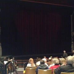 Photo taken at Forbes Center for the Performing Arts by Edward on 2/25/2012