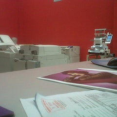 Photo taken at Office Depot by Martin D. on 8/12/2012