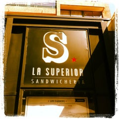 Photo taken at La Superior by Sebastian V. on 9/5/2012