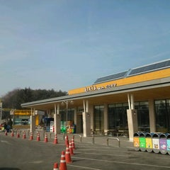 Photo taken at 횡성휴게소 (Hoengseong Service Area) by TaeYong K. on 2/15/2012