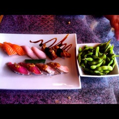 Photo taken at Sushi Katsu by David B. on 7/27/2012
