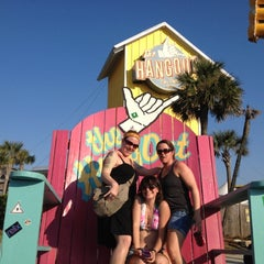 Photo taken at Hangout Music Fest 2012 by Awesome A. on 5/21/2012