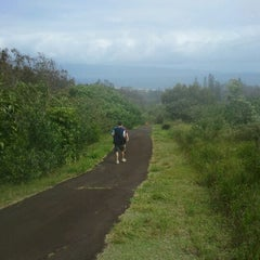 Photo taken at Kapalua Adventure Center by Mike H. on 6/27/2012
