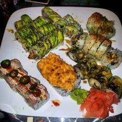 Photo taken at Sushi Love by Kuanyu C. on 7/12/2012