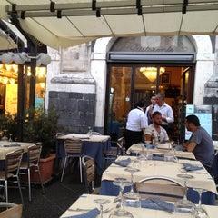 Photo taken at Caffè del Duomo by Stasy A. on 8/26/2012